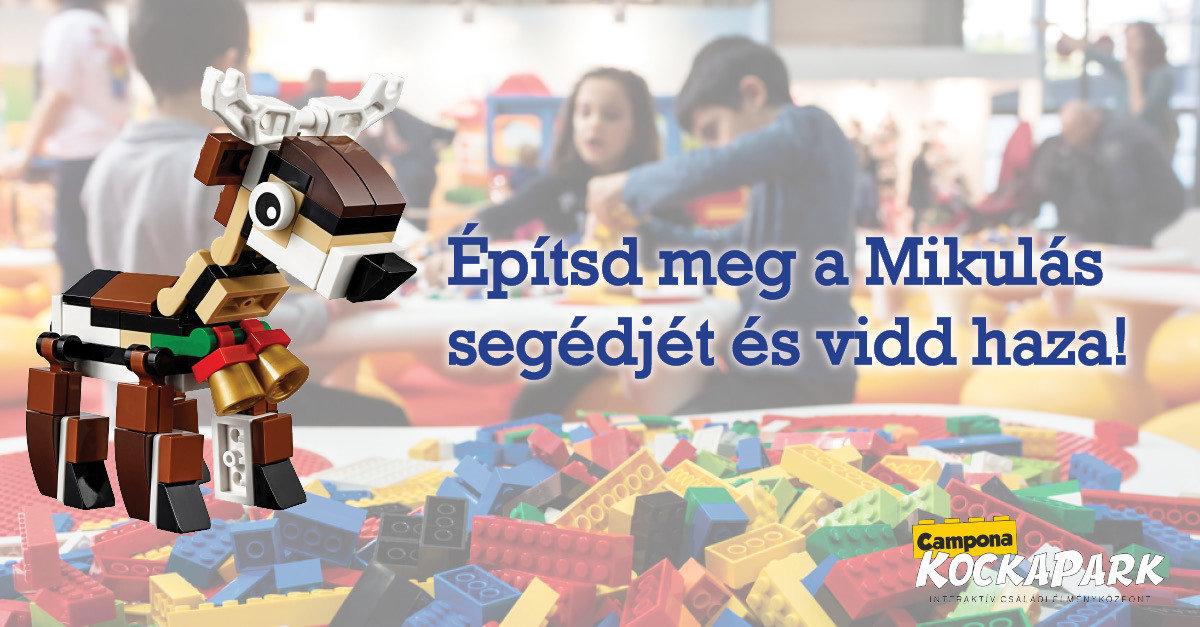 Lego építő verseny