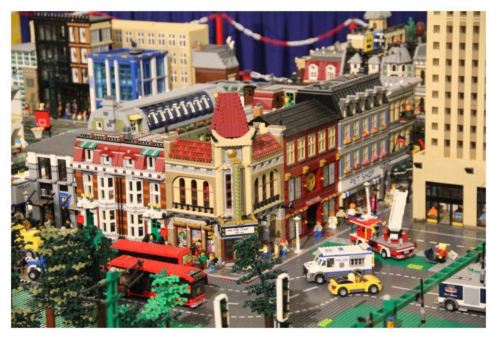 Dunakeszi LEGO® kiállítás 2017