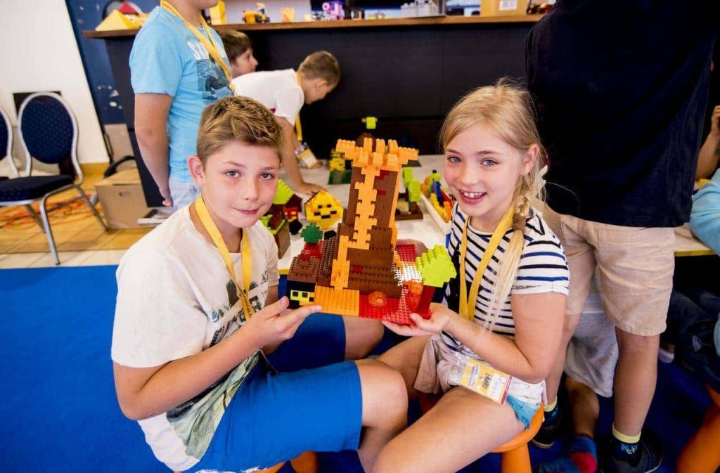 LEGO Camp 2018