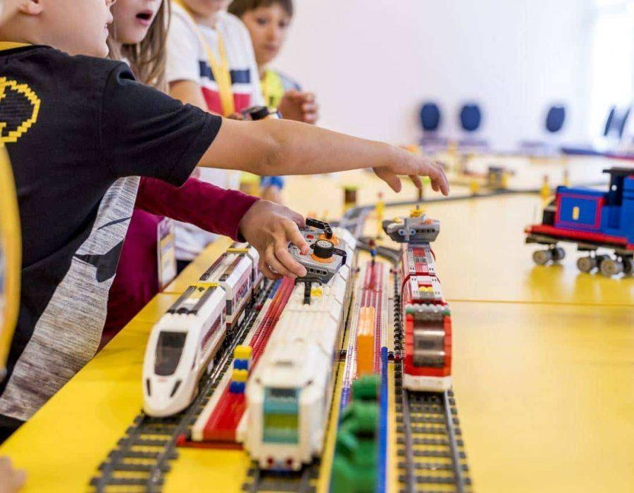 Lego tábor