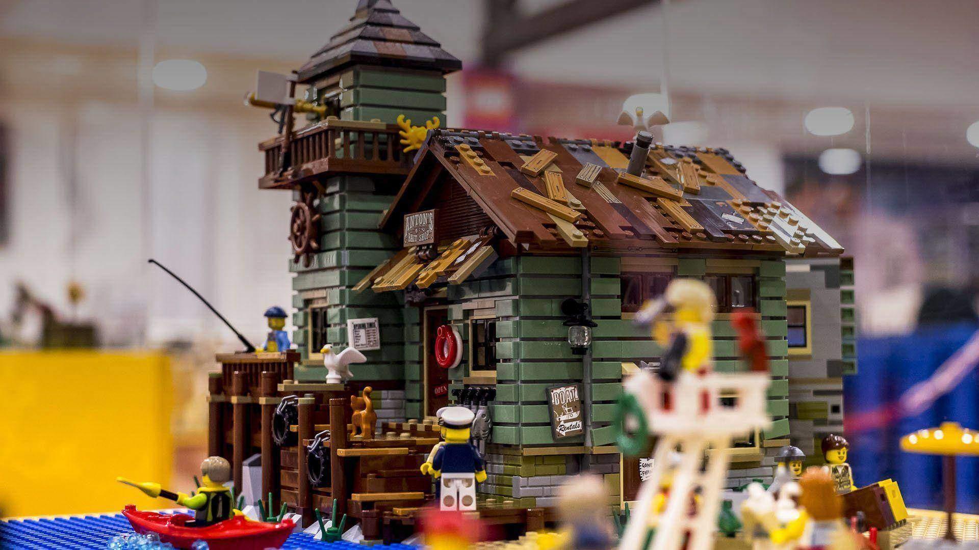 Lego ház