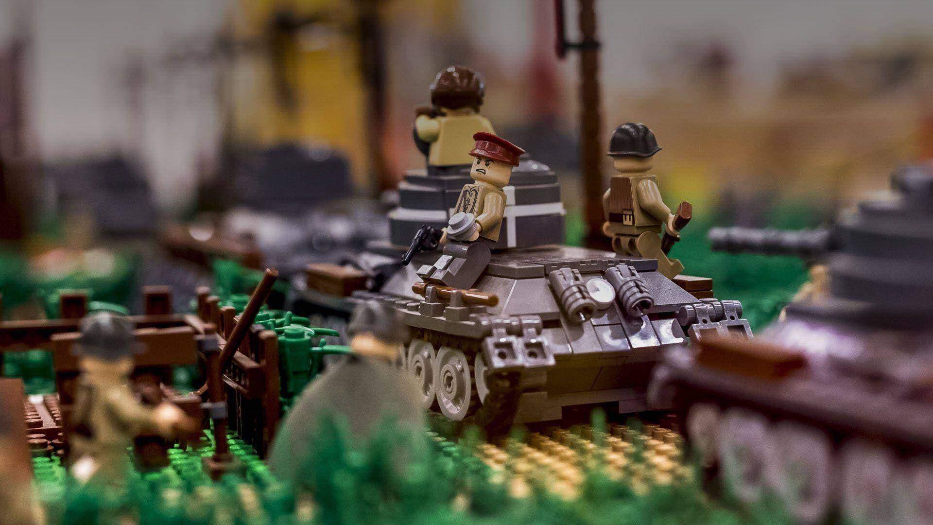lego történelem
