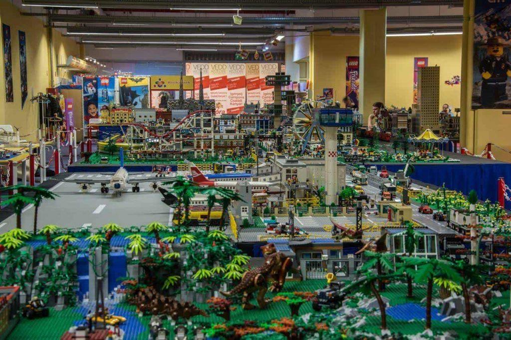 Lego terepasztalok