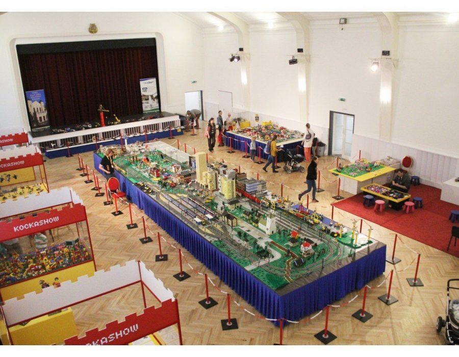 lego kiállítás kitelepülés