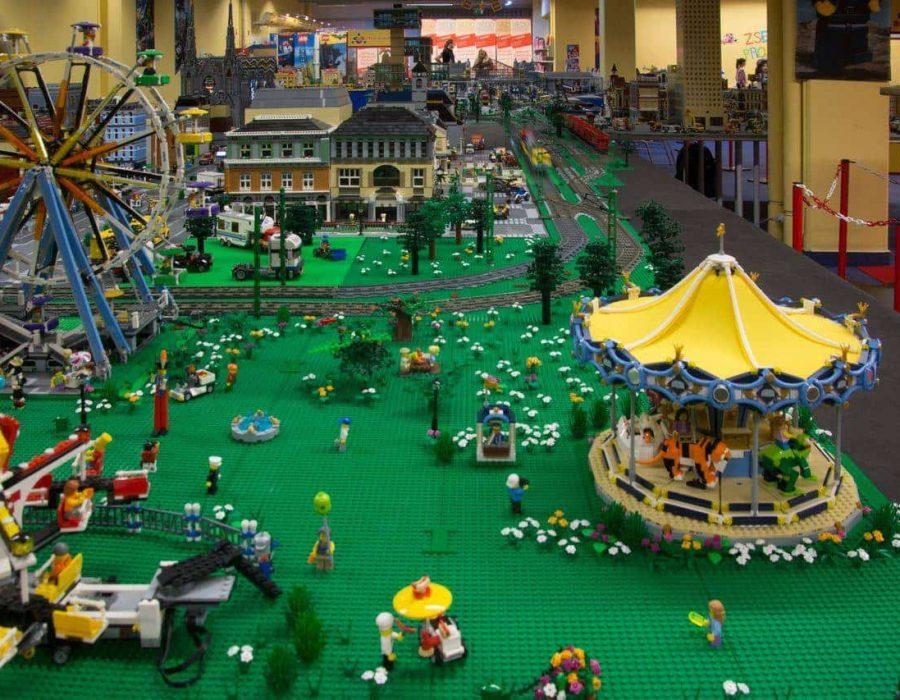 LEGO vidámpark