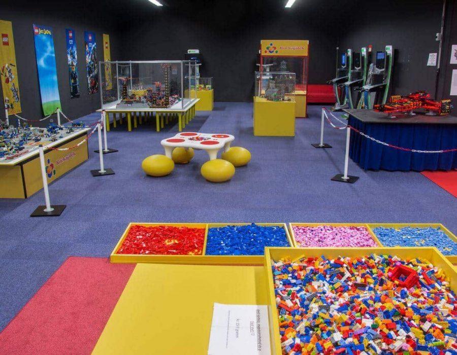 LEGO játszóház