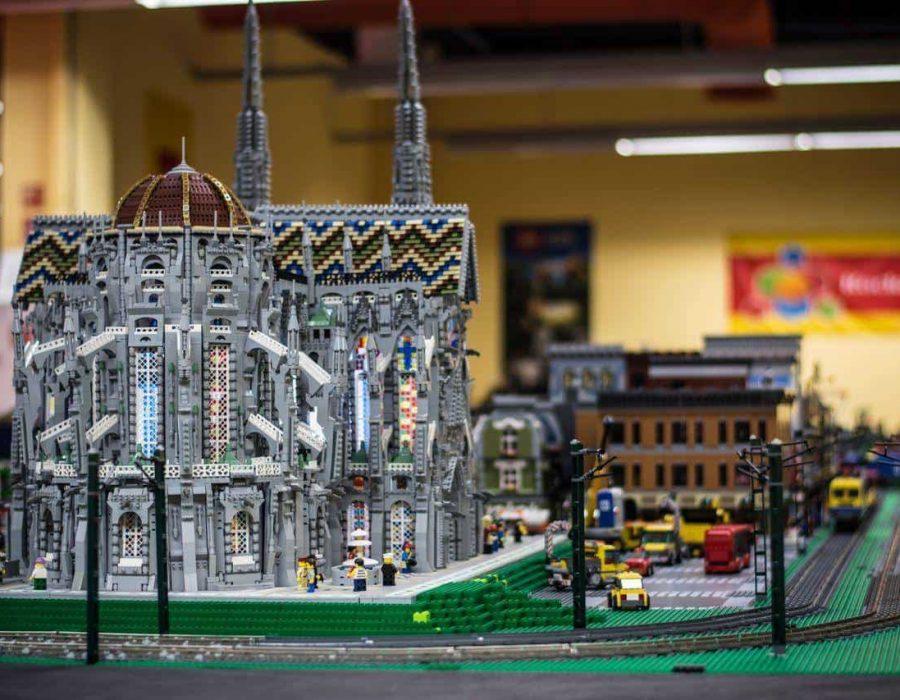 LEGO Bazilika