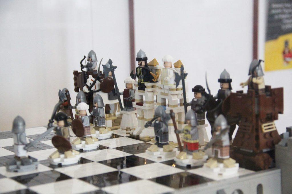 Egyedi sakk készlet