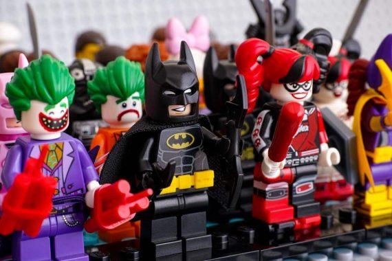 Lego minifigures képzeletvilág
