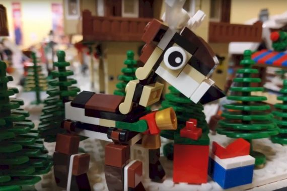 lego rénszarvas
