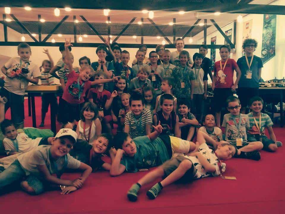 lego nyári tábor 2018